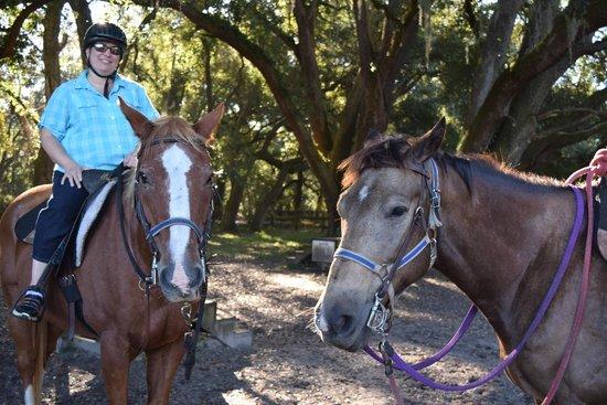 Cactus Jack's Trail Rides: Big John & Sassy Annie