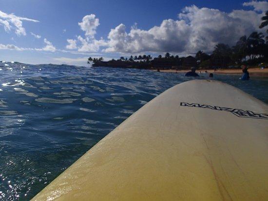 Kauai Surf School: Great time!
