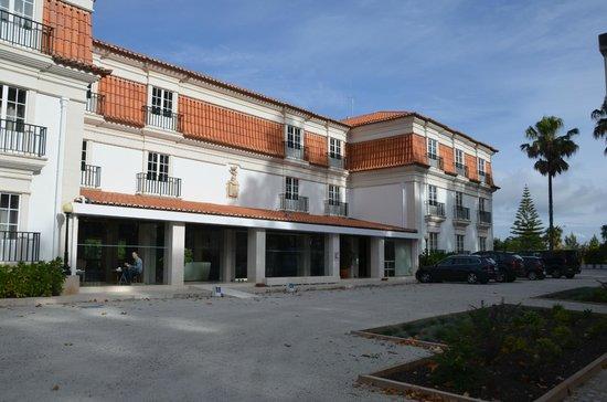 Pousada de Condeixa-Coimbra: Front view