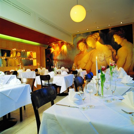 Restaurant Medici: Restaurant rechts