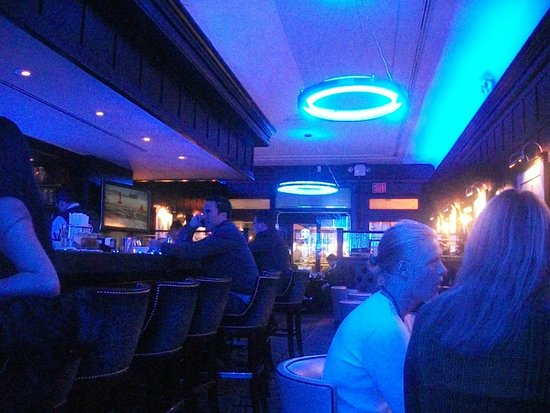 The Algonquin Hotel Times Square, Autograph Collection : The Blue Bar