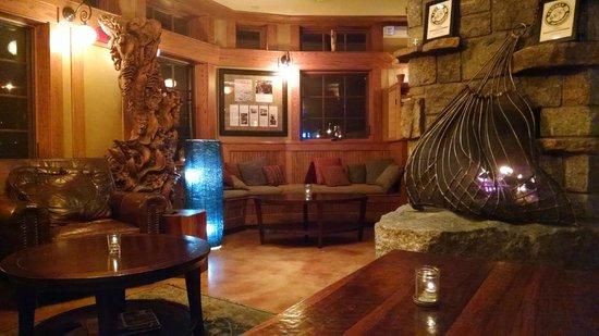 Latitude 43: Cozy room