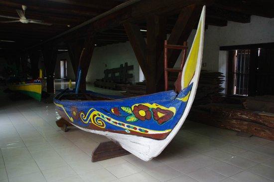 Maritime Museum (Museum Bahari): Lovely colours