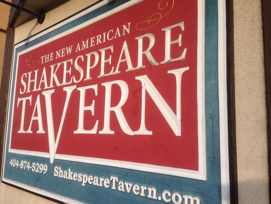 The Shakespeare Tavern Playhouse: Outside the Tavern
