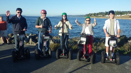 ‪Edmonds Segway Tour‬