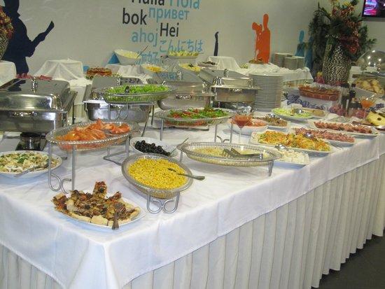 Pousada de Juventude de Lagoa - Acores: Buffets