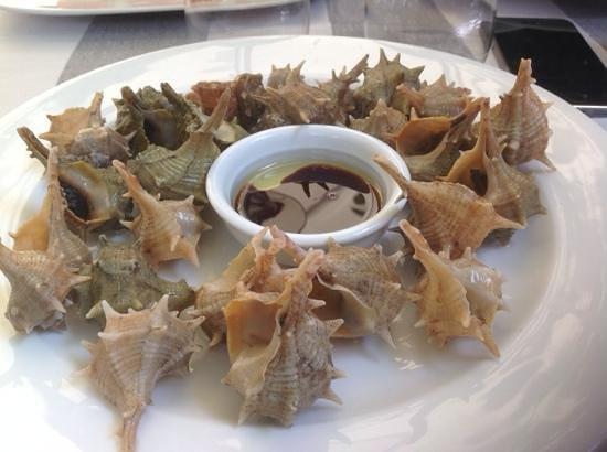 Can Ramonet: фирменное блюдо - вкуснейшие улитки