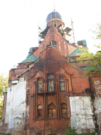 The Nativity of St. John the Baptist Temple in Sokolniki