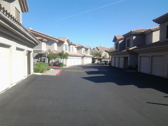 Driveway Condos And Garage Area Picture Of Worldmark