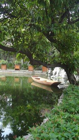 Mt. Foshan Liang Park: Meri