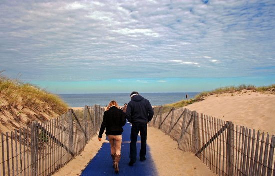 how to get to race point beach from provincetown