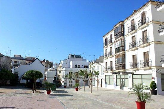 Plaza Augusto Suarez