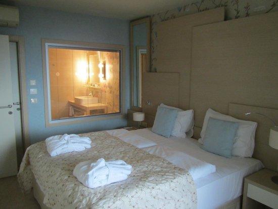 Hotel The View: Schlafbereich