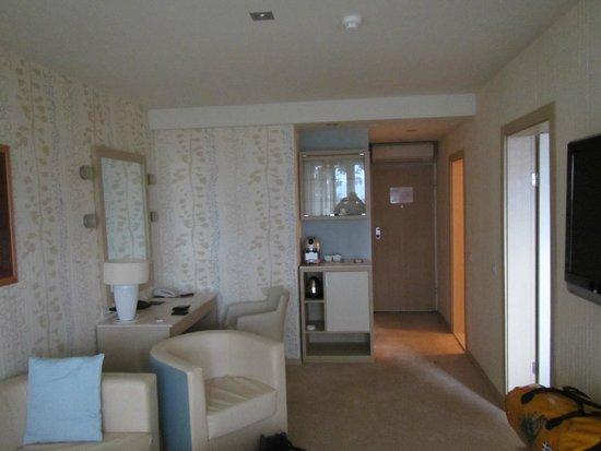 Hotel The View: Wohnbereich