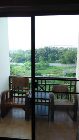 Narawan Hotel Hua Hin: Room view