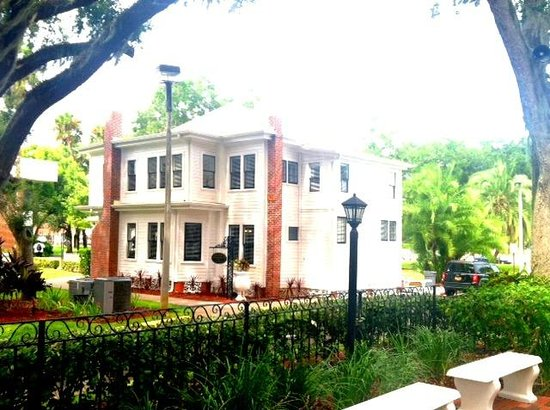 Mary Bethune Home: Bethune Foundation (Mary Mcleod Bethune's home)