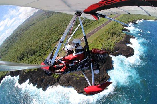 Hang Gliding Maui: My best flight EVER!