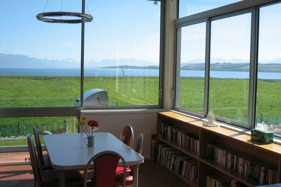 Te Anau Holiday Houses : View from the kitchen/diner/lounge