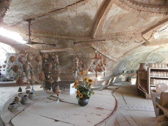 Cosanti Originals: bells and whisper spot