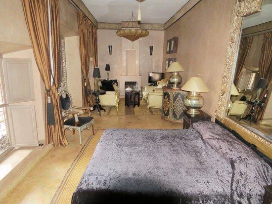 Riad Noir d'Ivoire: The Panther Suite