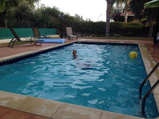 Reginas Exclusive Villas: Pool