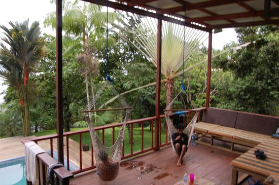 Bambuda Lodge : Jungle Lifestyle
