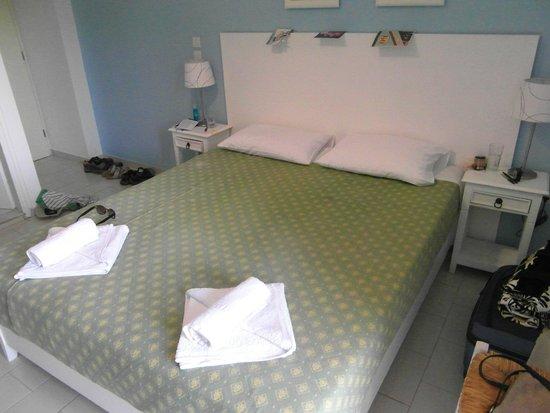 IOS Paleochora: Bedroom