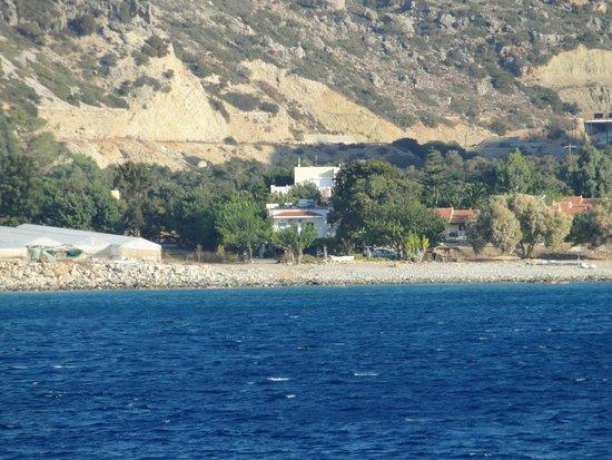IOS Paleochora: IOS from the coastal ferry