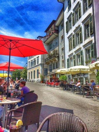 Cafebar Barock Solothurn