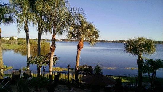 Inn On The Lakes: 3rd Floor View