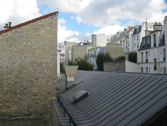view from room picture of hotel de la porte doree tripadvisor