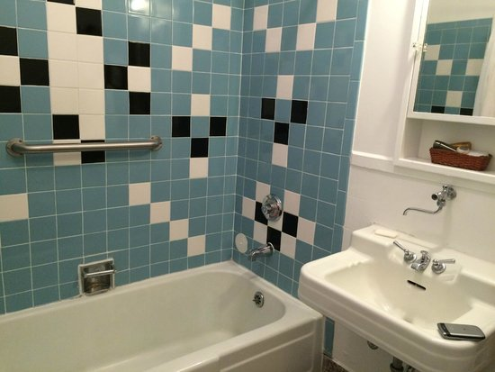 Latchis Hotel : Bathroom