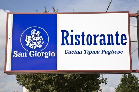 Ristorante Caffe San Giorgio: Via Valle Carbone, 15/17 ex L'Antica Cucina