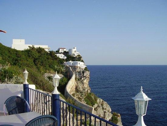 Club Menorca : wonderful view from terrace