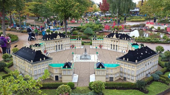 Billund, Denmark: Lego cities