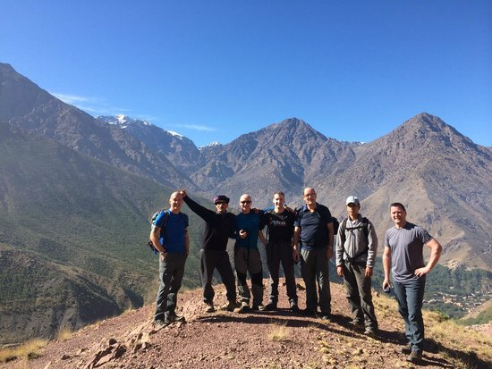 Peak Mountaineering Day Tours: Morocco