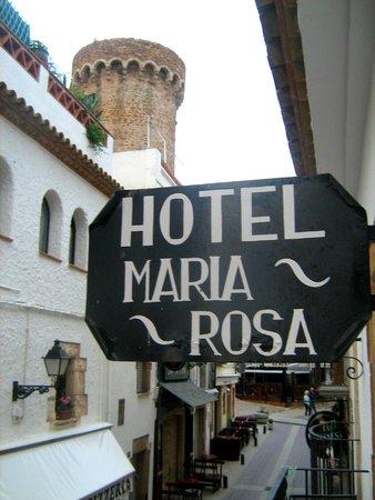 Hotel Maria Rosa : Отель