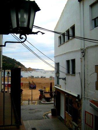 Hotel Maria Rosa : Море рядышком