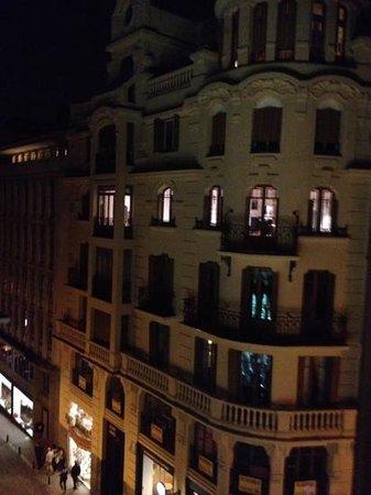 Lusso Infantas : uitzicht 408 s avonds