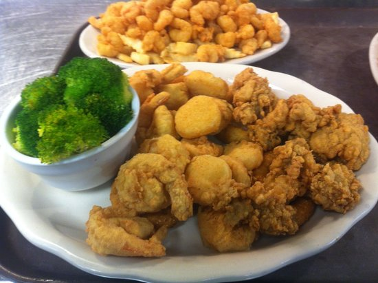 Best Seafood Restaurant In Greenville Nc