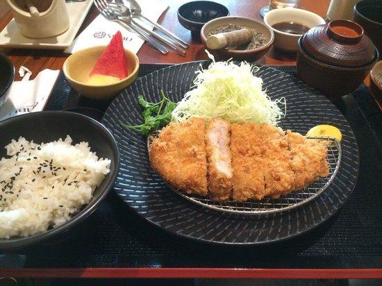 Yabu House of Katsu: Kurobuta Pork Set Meal