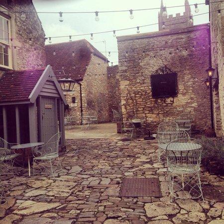 The Talbot Inn: So pretty
