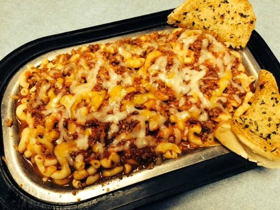 Maple Lawn Dairy Restaurant : Goulash every Thursday for just $7.99
