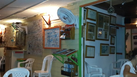 Caribbean Place Donde Martin: Ambiente