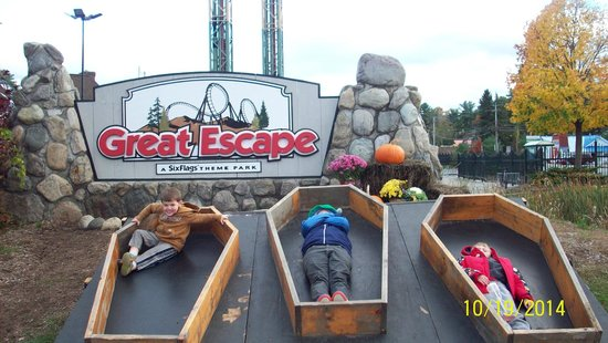 Discount coupons great escape lake george ny