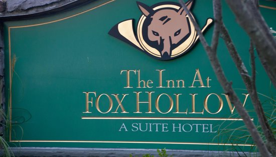 The Inn At Fox Hollow Hotel: You have arrived