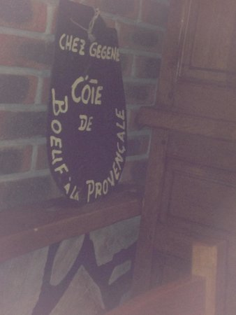La Raclette Chez Gegene