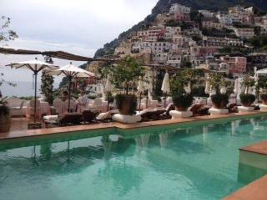 Le Sirenuse Hotel: Piscina