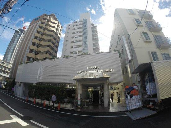 Hotel Listel Shinjuku: Hotel