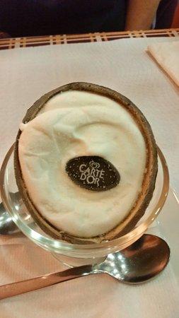 Restaurante O Roberto: Coconut  desert